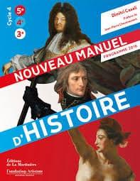 Le nouveau manuel d'Histoire par Casali