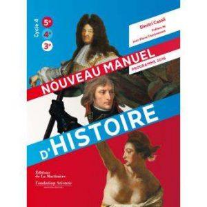 Le nouveau manuel d'histoire Casali