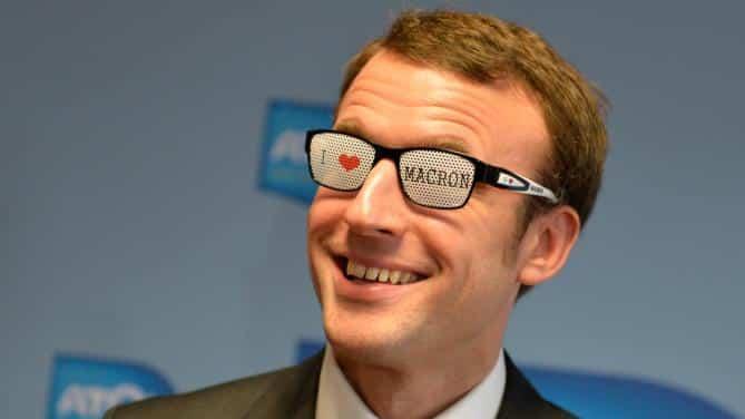 Emmanuel Macron Polémiques